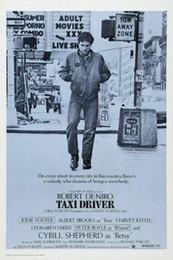 $enCountryForm.capitalKeyWord NZ - Taxi Driver Classic Movie Film Hot Film Cool Gift Custom wall decor Art Silk Print Poster 9388