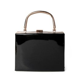 box handbags NZ - Fashion Handbag Women Evening Party Shoulder Bags Top-handle Crossbody Bag Ladies Hard Case Box Clutch Bag