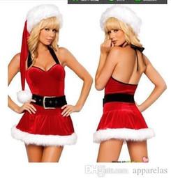 $enCountryForm.capitalKeyWord Australia - Christmas Uniforms Christmas Costumes Halloween Costumes Theme Costume Christmas Hat + Belt + Skirt