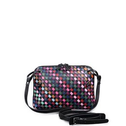 $enCountryForm.capitalKeyWord UK - Pop Nice Luxury Sheepskin Kniing Handmade Shell Crossbody Bag Women Genuine Leather Handbags Ladies Messenger Bag An222