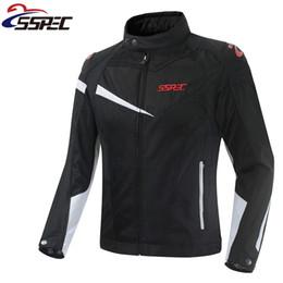 $enCountryForm.capitalKeyWord Australia - New Motorcycle Jackets Men's Motocross Motorbike Racing Jacket Oxford Riding Clothes summer breathable OffRoad Racing Coat black