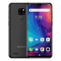 Ulefone Note 7P Waterproof Fingerprint ID Face Unlock 3GB Ram+32GB Rom Android 9.0 MT6761 6.1 inch 8MP 32GB 3500mAh Smartphone on Sale