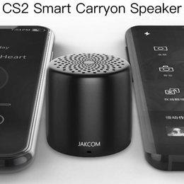 Опт JAKCOM CS2 Smart Carryon Speaker Горячие Продажи в Мини-Динамики, такие как дерево ремесло домофон видео WiFi