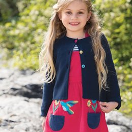 $enCountryForm.capitalKeyWord Australia - Vest dresses Pink mixed size fall winter children clothing dresses for girls full Sleeve cotton fabric toddler clothes kids dress 2-7years