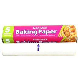 $enCountryForm.capitalKeyWord UK - Baking Oil Paper Non-Stick Oil Paper Pan Liner Cooking Sheet For Cookie Biscuit Macaron Cake Pastry Tools
