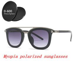 ae72c184bd2 Oversized Womenmen Square Polarized Myopia Sunglasses Fashion Prescription  Reading Driving Sunglasses New Ladies FML