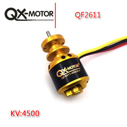 Rc jet aiRplane online shopping - QX MOTOR QF2611 kv S Brushless Motor For RC Airplane mm Ducted Fan Jet EDF DIY Drone Parts No Fan