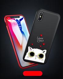 $enCountryForm.capitalKeyWord Australia - Phone Cases For iPhone 7 8 Plus Liquid Silicone Original Soft TPU Capa Fundas Cover For iPhone XS Max XR X Case Shockproof