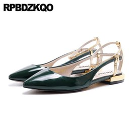 beabc295bb4 sandals pointed toe pointy ladies beautiful flats shoes ankle strap patent  leather dress china women breathable summer chinese