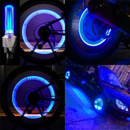 $enCountryForm.capitalKeyWord UK - 2 Pcs LED Bike Wheel Lights with Battery Pre-installed Bicycle Wheel Spoke for Cycling Racing BHD2 #671729