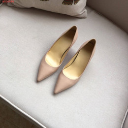 beautiful fashionable dresses 2019 - which has a thin heel and a pointed toe, fashionable and beautiful low heel height of 6.5cm cheap beautiful fashionable
