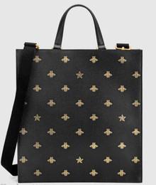$enCountryForm.capitalKeyWord NZ - New Bee Star leather tote 495444 Men Messenger Bags Shoulder Belt Bag Totes Portfolio Briefcases Duffle Luggage