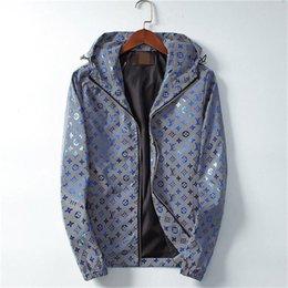 Wholesale mens sport winter jackets resale online – 2020 Fashion Mens Designers Jackets Windbreaker Hoodie Jacket MenBrand Women Autumn Winter Casual Sports Hoodies Jackets Coats bbg