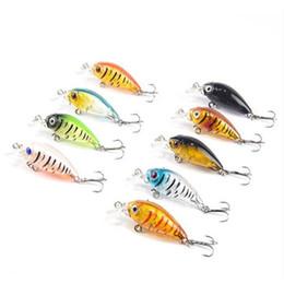 Minnow Mini bait online shopping - 4cm g D Eyes Artificial Minnow Hard Crank Bait Bass Jigging Wobbler Fishing Lure Japan Mini Floating Crankbaits Lure Fishing Tackle