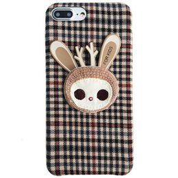 $enCountryForm.capitalKeyWord UK - Velvet Tartan Elf Girl IPhoneXSMax Phone Shell Protective Cover Phone Case For IphoneXsMax Cases 6 6S6P 6SP 7 87P 8P X XS XR