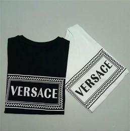 19ss Nuevo listado Medusa Diseñador de lujo de moda bordado de alta calidad  de la camiseta para hombre ropa para mujer de algodón casual camisetas e393e01a550
