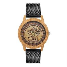 $enCountryForm.capitalKeyWord UK - Zhou Lianfa Quartz Watch Men's Leather Strap Korean Lady Student Couple Watch Women's Watches With PU Leather