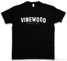 Designs Games UK - Vinewood Hills T-Shirt Hollywood Game T-Shirt Men Designed White Short Sleeve Custom Big Size Family Tee Shirts