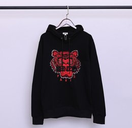 $enCountryForm.capitalKeyWord Australia - Brand mens designer brand hoodie letter embroidery sweatshirts skateboard pullover hoodies sweater jumper tiger head box logo Clothes