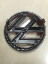 $enCountryForm.capitalKeyWord Australia - Hot 2 pcs  lot 135mm front badge for volkswagen golf Mk6 VI front red black badge glossy logo emblem Bonnet