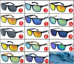 $enCountryForm.capitalKeyWord Australia - Hot Sale 14 Colors Cool Men Sports Sunglasses Unisex Design Printing Outdoor Cycling Sun Glasses Colorful Mirror Lenses