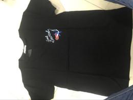 Mens sleeveless tees online shopping - Men T shirt Simple Letter Printed saint T Shirt Paris SLP Short Sleeve Mens Lauren tags Street Style Tops Tee Shirt free ship