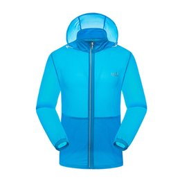 $enCountryForm.capitalKeyWord UK - Outdoor couples breathable lightweight waterproof skin clothing UV long-sleeved sun protection clothing for men and women