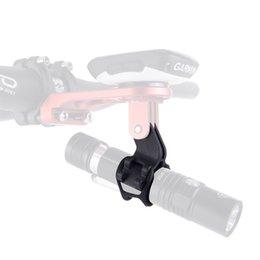 Fahrrad Licht Taschenlampe Halter Clip Halterung für Rennrad Radfahren Teil angepasst für Gopro Kamera halterung # 24436