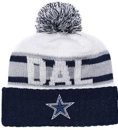 e250dd5ff56 2019 Dallas Beanie dal Sideline Cold Weather Graphite Official Revers Sport  Knit Hat All Team winter Knitted Wool Skull Cap 1000+00