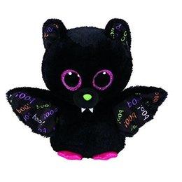 "$enCountryForm.capitalKeyWord UK - Ty Beanie Boos 10"" 25cm bat Large Plush Big-eyed Stuffed Animal Collectible Doll Toys for children"