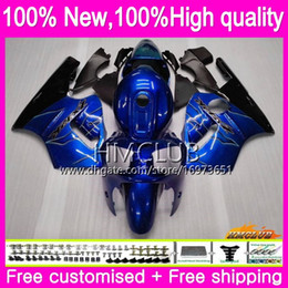 zx12r ninja fairing kit NZ - Injection For KAWASAKI ZX 12 R 1200 C CC ZX1200 ZX12R 00 01 Body Blue&flames 70HM.41 ZX 12R 1200CC ZX-12R 00 01 2000 2001 OEM Fairings Kit