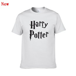 $enCountryForm.capitalKeyWord Australia - Hot Sale men t shirt harry potter hogwarts print shirts unique design harry potter costume cool magic school hogwarts t-shirt ZG15