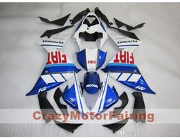 Yamaha R1 Fairings Fiat Australia - 3 Free Gifts New ABS Injection High quality Fairing Kits 100% Fit For YAMAHA YZF1000 R1 YZF-R1 2009 2010 2011 09 10 11 blue red FIAT