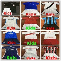 $enCountryForm.capitalKeyWord Australia - Cheap Lil Briasil Sport Clubs Child Soccer Jerseys NICOLOPEZ PABLO MURIQ ROMERO Custom Home away Youth football shirts free shipping 13