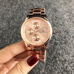 Großhandel 2019 Luxus Berühmte coa ch Frauen Strass Uhren Mode Luxus Kleid Damenuhr kor Zifferblatt Mann tasche DZ GUESSity pandora Watches0285