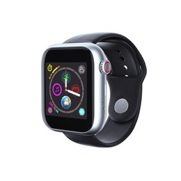 bluetooth smart watch sim Australia - Newest Z6 Smartwatch For appl Iphon Smart Watch Bluetooth 3.0 Watches With Camera Supports SIM TF Card For Android Smart Phone