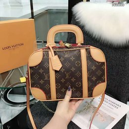 Großhandel 007 neue mode, süße dame, casual wear tasche, kreuz einzelne schulter, lychee streifen, tasche außenhandel für frauen.
