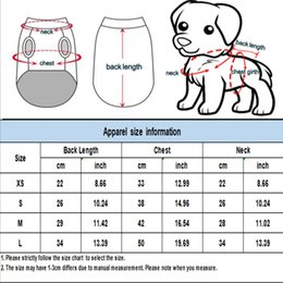dog hair thinning NZ - Pet Fashion Puppy Dog Printed Shirt Summer Clothes Elasticity Style Short Clothing Thin Sleeves Dog Summer Clothes Supplies