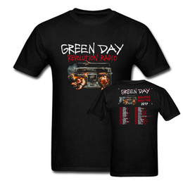 $enCountryForm.capitalKeyWord Australia - Punk Rock Green Day Revolution Radio 2017 Concert Tour T shirt USA size S-3XL Casual T Shirt Printing Men Short Sleeve Clothing TOP TEE