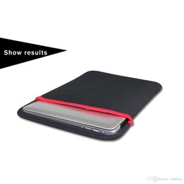 14 inch tablet notebook Australia - Tablet Sleeve 6  7   8   9   9.7  10  12  13  14  15.6 inch Neoprene Pouch Bag Protective Case for Tablets Notebook Computer Coque