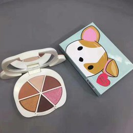 $enCountryForm.capitalKeyWord NZ - Dorp shipping !Newest Makeup Palette Pretty Puppy 6 color eyeshadow palette Eye cosmetics Faced palette shipping