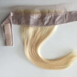 Headband lace wig online shopping - Lace Grip Chinese Virgin Human Hair Blonde Color Headband Best Hair Accessory Freestyle Invisible Iband Lace Grip For Jewish Wig Kosher Wig