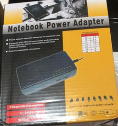 Wholesale pc charger 8 separate connectors 12-24V