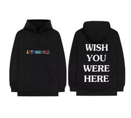 0b2eb0d7c4cd EmbroidErEd swEatshirts online shopping - Travis Scott Astroworld Designer  Hoodies Casual Embroidered Hip Hop Hooded Sweatshirts
