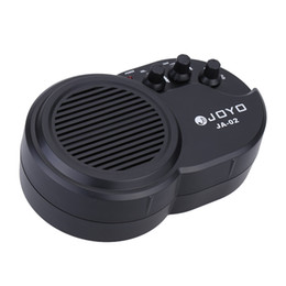 $enCountryForm.capitalKeyWord UK - JOYO JA-02 3W Mini Electric Guitar Amp Amplifier Speaker with Volume Tone Distortion Control bass guitars