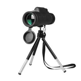$enCountryForm.capitalKeyWord Australia - 40X60 Monocular Telescope 9500M Distance HD View Prism Scope With Compass Phone Clip Tripod Outdoor Telescope Day Night Vision