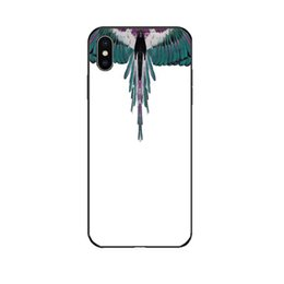 Hot Sales Iphone Case NZ - Designer Phone Case for Iphone 6 6s,6p 6sp,7 8 7p 8p X XS,XR,XSMax Fashion MARCEL@ BURL@N Brand Protective Back Cover for IPhone Hot Sale