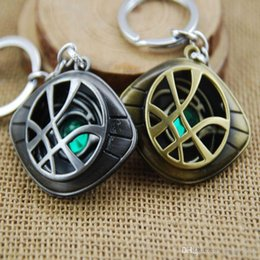 $enCountryForm.capitalKeyWord Australia - 17 styles Avengers Alliance Doctor Strange necklace Doctor Strange with the same accessories Keychain Of Key Chain Movie Gifts newv001