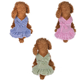 $enCountryForm.capitalKeyWord UK - Dog Clothes For Small Dogs chihuahua t shirts women pet clothes dog clothing in Dog Dresses ropa perros TY2444