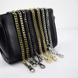 Luggage & Bags Hearty Metal Chain Shoulder Crossbody Strap For Small Handbag Purse Bag Replacement 40cm 120cm